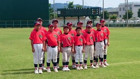 第47回日本少年野球選手権大会 ベスト4